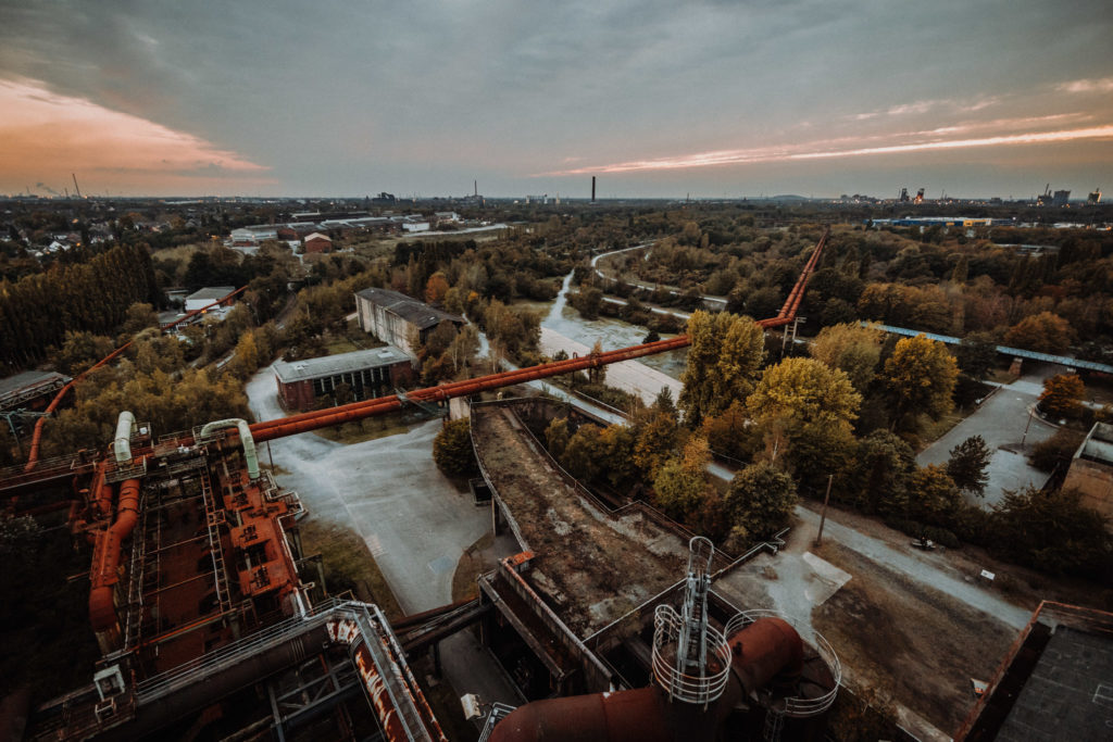 Travel Trip Journey Adventure Duisburg Landschaftspar